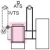 Комплектация пакета Vitogas 100-F c Vitocell-V 100