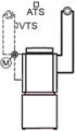 Комплектация пакета Vitogas 100-F c Vitocell-H 100